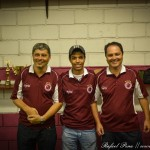 """Grêmio-D: Rodrigo """"Tuba"""", Marcos e Cláudio"""