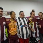 Equipe vice-campeã: Grêmio-A (da esquerda para direita: Leo Monteiro, Vander, Brunno Gill (Tupi), Gustavo Heavy, Leo Duguet)