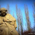 A mãe russa - Memorial Soviético de Berlim
