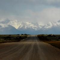 Estrada para uma das Estâncias (Fazendas)